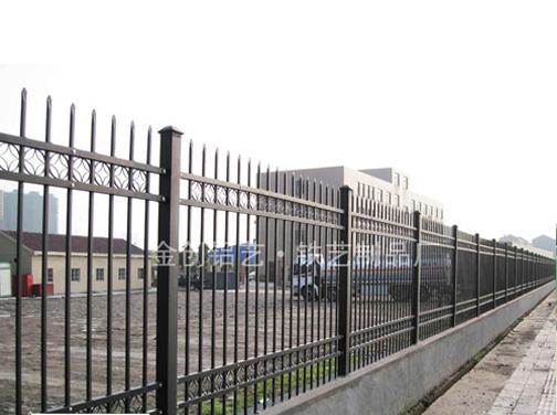 工厂锌钢护栏