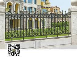 铝艺园林护栏