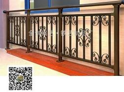 铝艺大门护栏