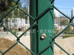 勾花网护栏