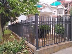 赣州铝合金护栏