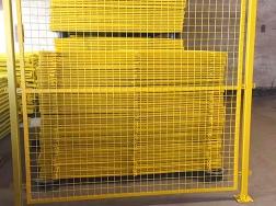 锌钢护栏围网