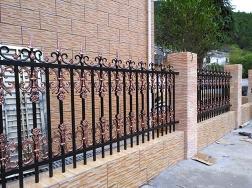 江西锌钢护栏