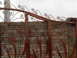 铁艺大门制造商