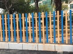 龙南围墙护栏